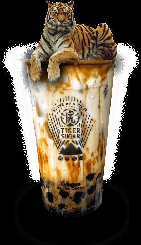 Tiger Sugar Toronto|虎虎生風|老虎堂黑糖專売